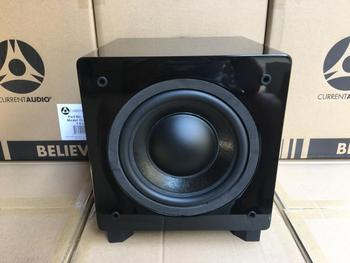 250W amplificador subwoofer Home Theater Subwoofer Speaker Double 8 inch hifi Active woofer amplifier low pass filter subwoofer subwoofer