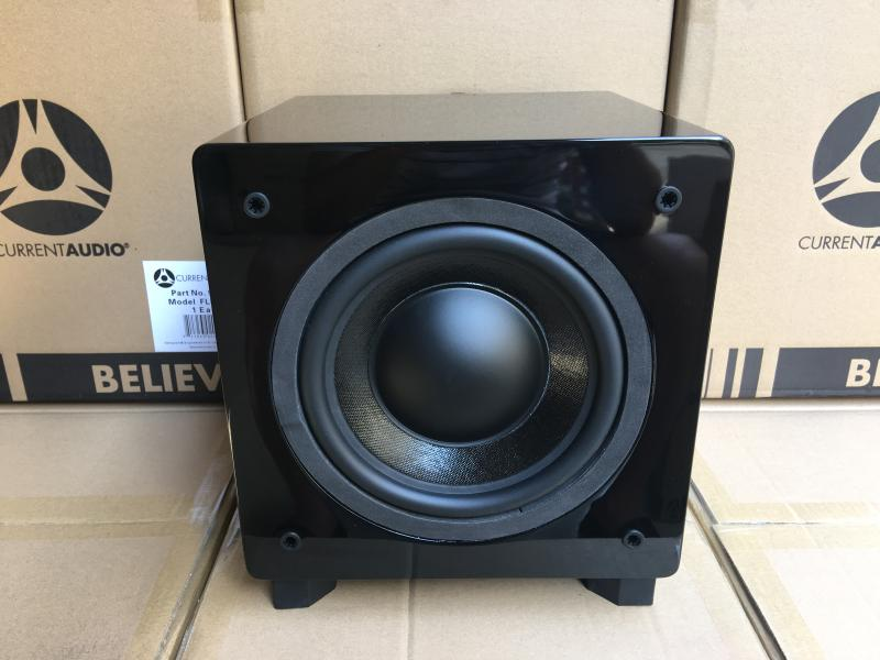 цена на 250W amplificador subwoofer Home Theater Subwoofer Speaker Double 8 inch hifi Active woofer amplifier low pass filter subwoofer