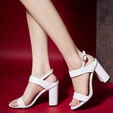 SARAIRIS/Новые шикарные пикантные женские туфли из натуральной овечьей кожи на высоком каблуке, вечерние босоножки, классические элегантные женские туфли для свиданий