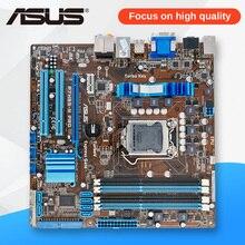 Asus P7H55 M PRO Desktop Motherboard H55 Socket LGA 1156 i3 i5 i7 DDR3 16G HDMI