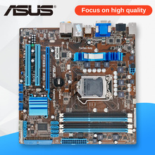 Asus P7H55-M PRO Desktop Motherboard H55 Socket LGA 1156 i3 i5 i7 DDR3 16G HDMI DVI VGA On Sale
