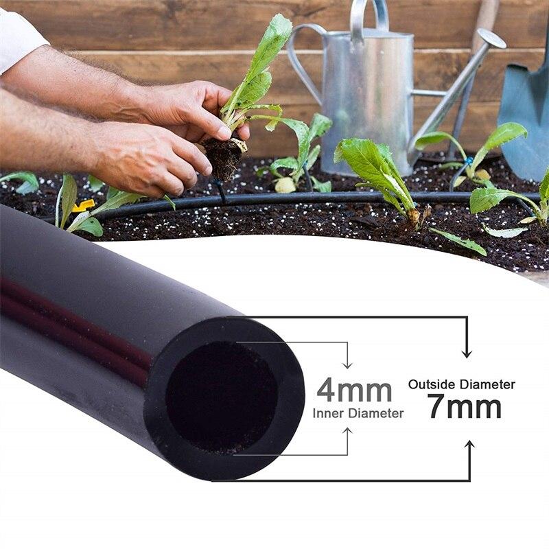 HTB1j2sZKFYqK1RjSZLeq6zXppXaU 10m-90m Watering Hose 4/7mm PVC Micro Drip Irrigation Tube Plants Flower Sprinkler Pipe Garden Hose Greenhouse Irrigating System