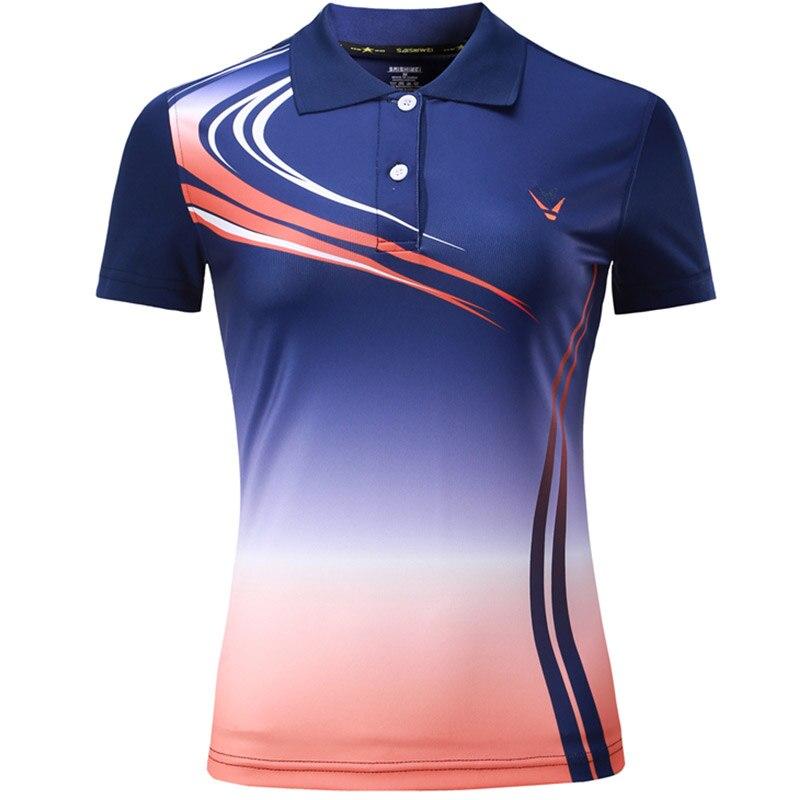 New type of badminton font b clothing b font summer sweat absorption table tennis font b