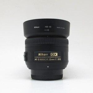 Image 1 - USATO Nikon AF S DX NIKKOR 35 millimetri f/1.8G Lens con Messa A Fuoco Automatica per Le Fotocamere REFLEX Digitali Nikon
