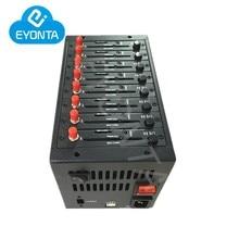 SL6087 GSM GPRS 8 ports Modem Pool With Quad band 850 900 1800 1900MHz