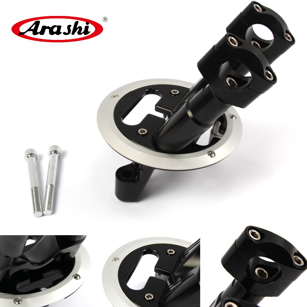 Arashi For YAMAHA XP TMAX 530 2012-2015 Handle Riser Kit Tmax 530 T-Max Motorcycle Accessories TMAX-530 2012 2013 2014 2015