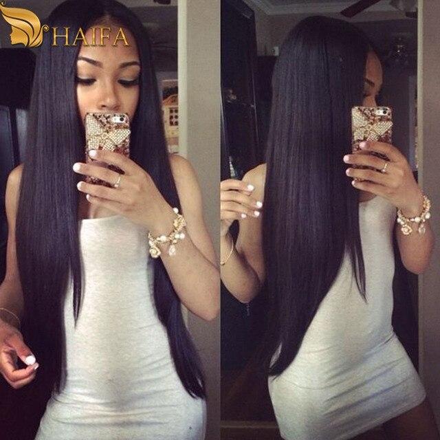 Brazilian Straight Virgin Hair 100% Unprocessed Human Hair Double Drawn Soft Brazilian Hair Weave Bundles 3 Pcs Very Soft