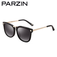 PARZIN Polarized Sunglasses Women Vintage Men Sun Glasses Female Driving Glasses Shades With Packing 9730