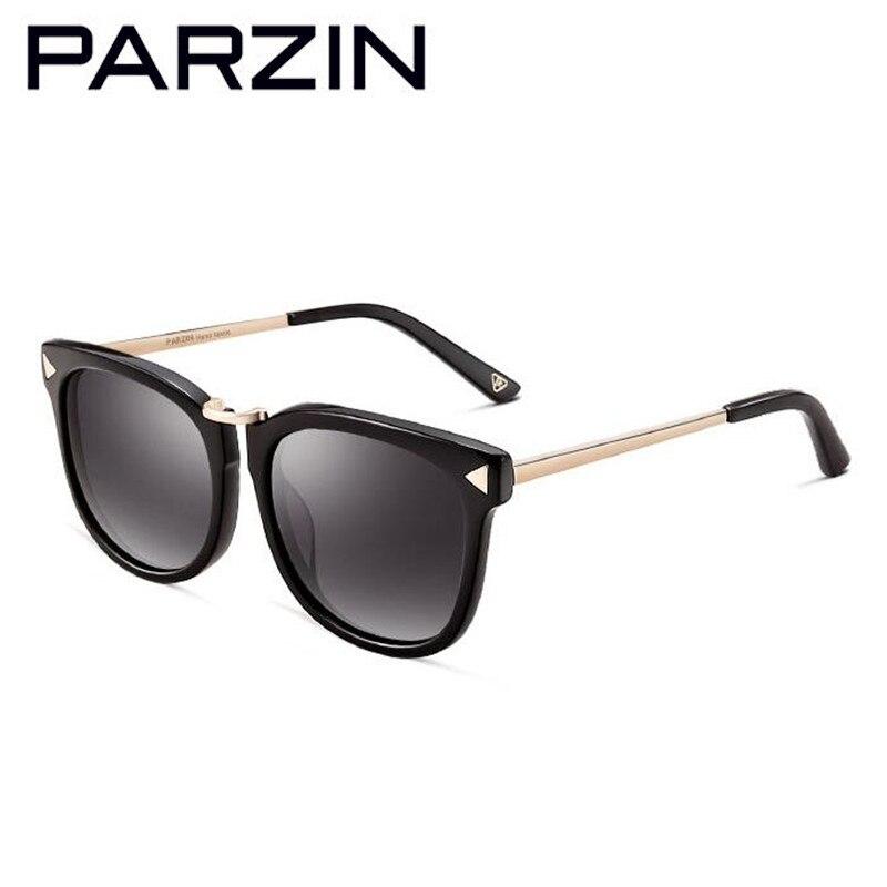 69512fd1e5 Parzin Polarized Sunglasses Women Vintage Men Sun Glasses Female Driving  Glasses Shades With Case 9730