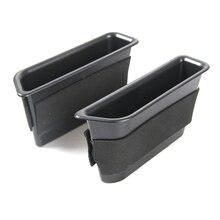 SHINEKA интерьер контейнер для хранения Карманный Органайзер держатель перчатка чехол для хранения коробка держатель для Ford Mustang 2015 2016 2017-19