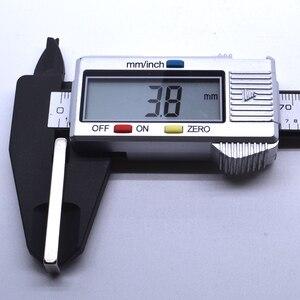 Image 4 - 1/5/10/20/50Pcs 40x10x4 Neodymium מגנט 40mm x 10mm x 4mm N35 סיבוב NdFeB סופר עוצמה חזק מגנטי קבוע imanes