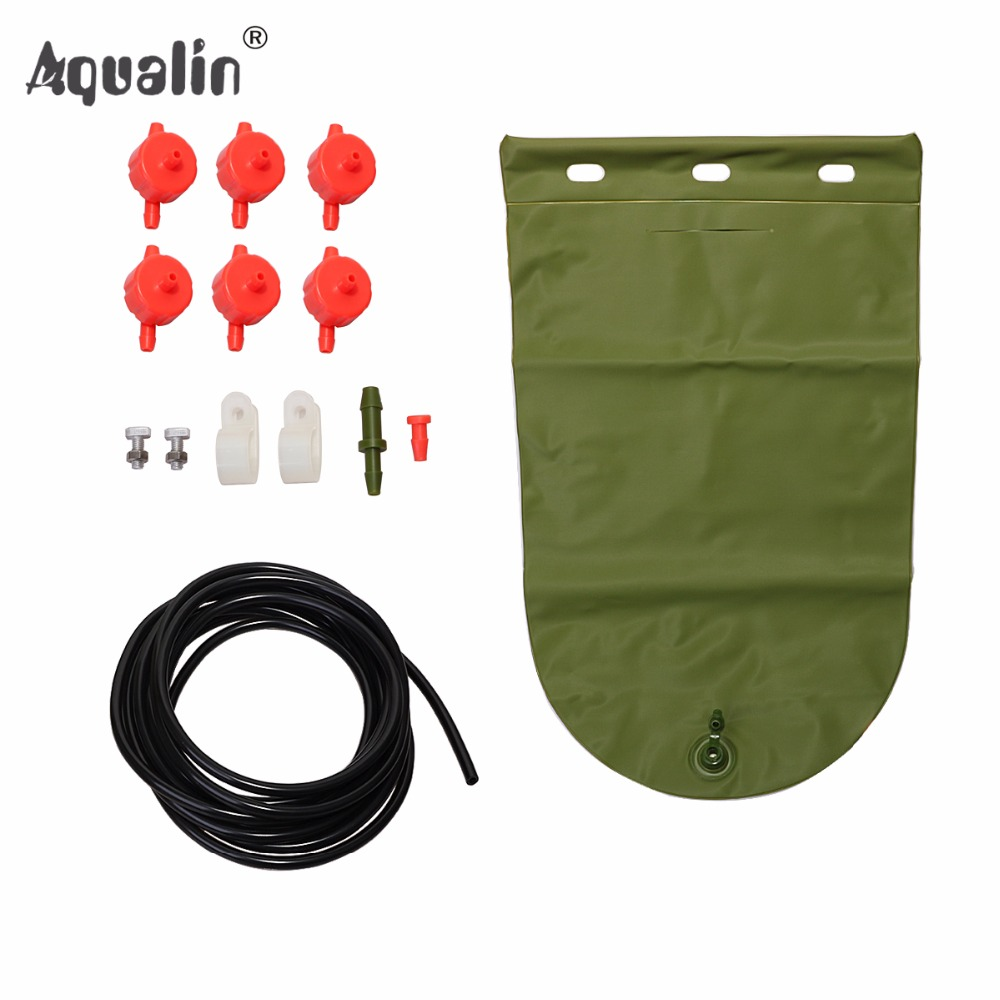 Garden Drip Irrigation Slow Release Drippers with Watering Bag Watering Sprinkler System for Garden, Bonsia #22028