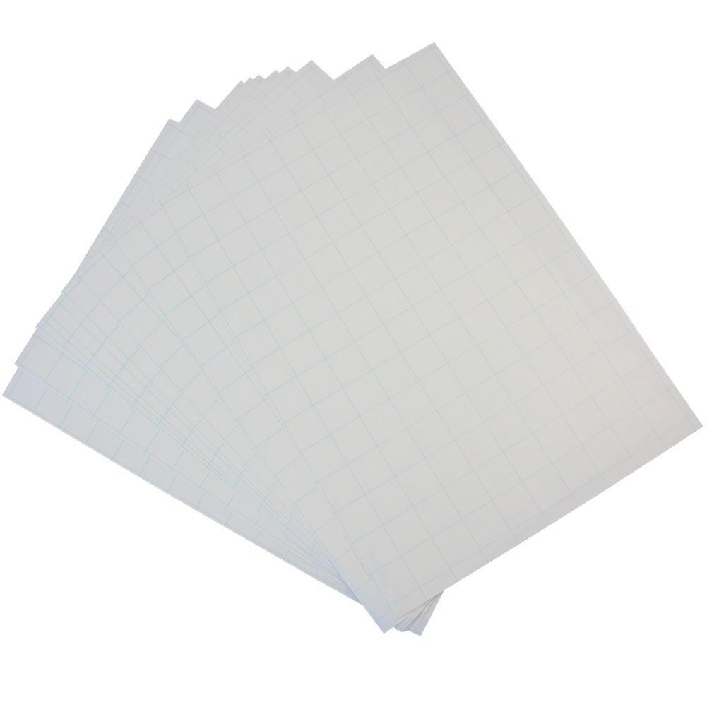Scrapbook paper australia - New 10 Sheets A4 Iron On Inkjet Print Heat Transfer Paper For Light Fabric T Shirt White Light Colored Fabrics Cloth Textil