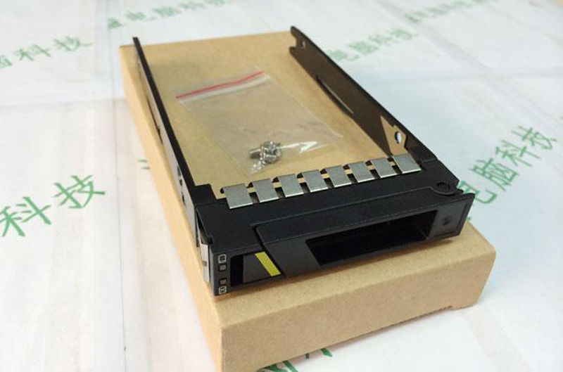 2 5 SATA SAS HDD Drive Tray Caddy Rack Hard Disk Bracket for X6000 E9000 RH2288