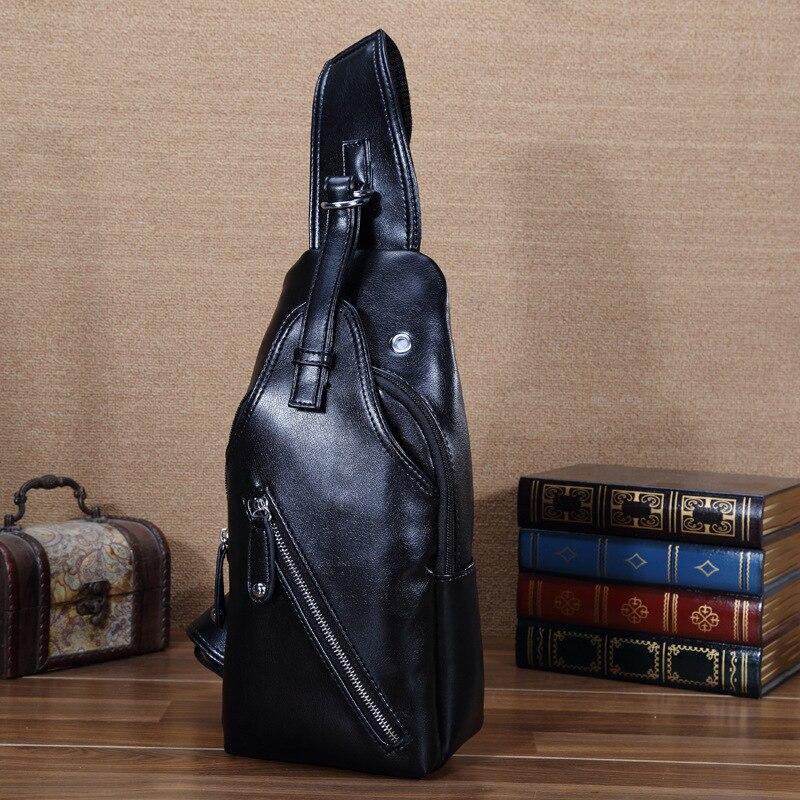 24e45fddcdb5 Mens Messenger Bags Shoulder Designer Chest Pack Shoulder Luxury Handbags  Crossbody for man male sling brand ...