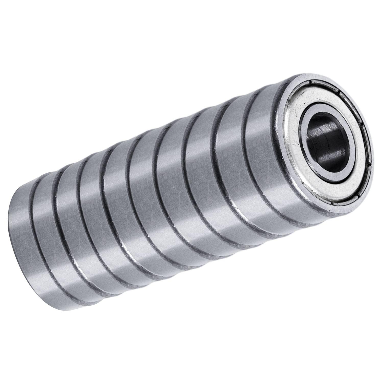2PCS 6901ZZ Deep Groove Metal Double Shielded Ball Bearing 12mm*24mm*6mm