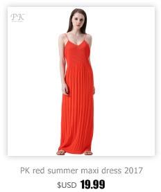 d43002807ad PK red jumpsuit romper summer 2018 elegant femme girls womens ...