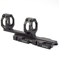 QD Auto Quick Release Rifle Scope Mount Rings 30mm/25mm Cantilever for 20mm Picatinny Rail Optics