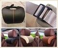 Автомобильные аксессуары  эластичный хлопковый подголовник  подушка для шеи  товары для интерьера для Mercedes Benz E53 C63 C43 c-класса AMG GL550 F800 A200