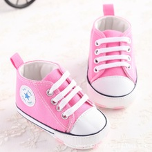 Newborn Baby Shoes Infant Baby First Wal
