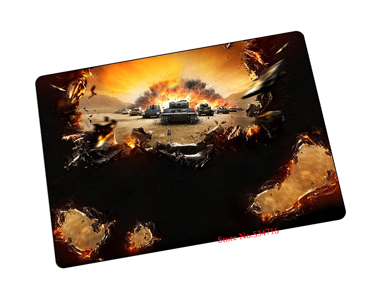 wot of tank mousepad Colourful gaming mouse pad Christmas gifts gamer mouse mat pad game computer desk padmouse keyboard mats