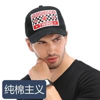 DSQ Hat Men's Four Seasons Outdoor Leisure Cotton Baseball Cap Duck Tongue harajuku bape k pop bts