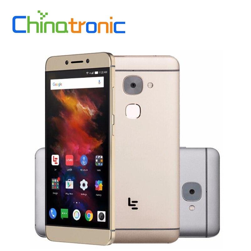 "LeEco Le S3 LeTV x626 21mp metalbody 4 г FDD LTE мобильный телефон Дека Core 2.3 г Dual SIM 5.5 ""FHD отпечатков пальцев 4 г Оперативная память 32 г Встроенная память"