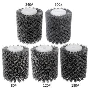 Image 2 - 13 มิลลิเมตรขัด Abrasive ลวดรอบหัวแปรงขัดเครื่องมือขัดล้อสำหรับเฟอร์นิเจอร์ไม้ประติมากรรมสว่านโรตารี่