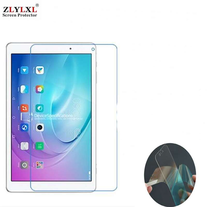 2 pcs alot soft Ultra-thin HD film for Huawei Mediapad T2 10.0 pro 10.0 pad Tablet PC screen protector image