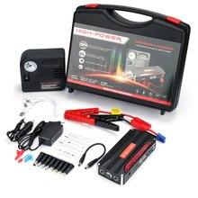 NEW Car Air Pump High Capacity 68800mAh Car Jump Starter Mini Portable Emergency Battery Charger for