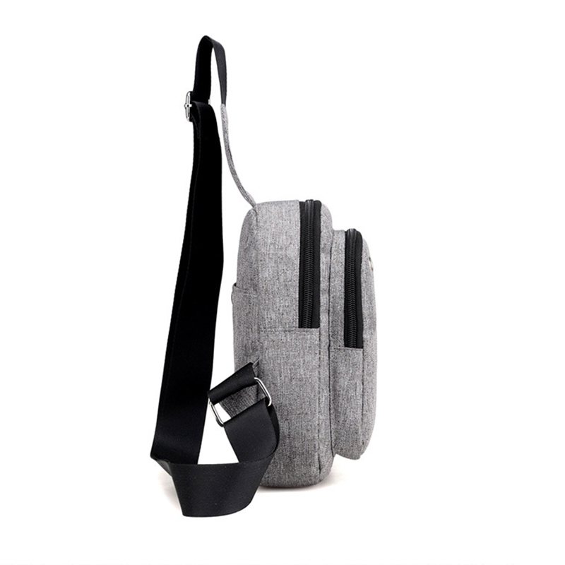 Men Anti Theft Backpack Headphone Hole Women Travel Chest Bag Single Shoulder Boys Girls Chest Bags Sac A Dos Homme Bolsa BP0245 (12)