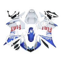 Injection Plastic Fairing Kit Fit For YAMAHA YZF R6 2003 2004 R6S 2006 2007 2008 2009 FIAT
