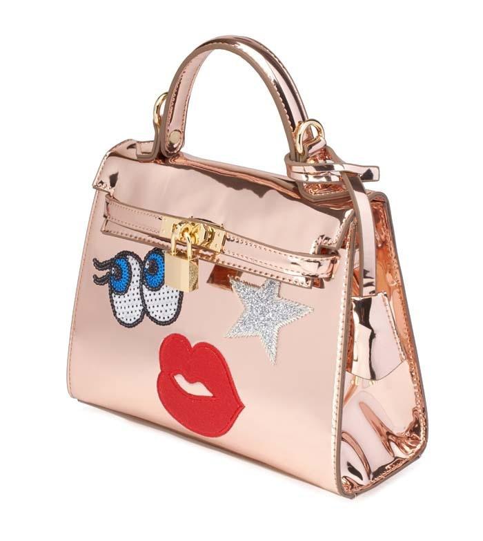 Cute Lip Eye Woman Bags Designer Handbag Pu Tote Hand Bag Ol In Top Handle From Luggage On Aliexpress Alibaba Group