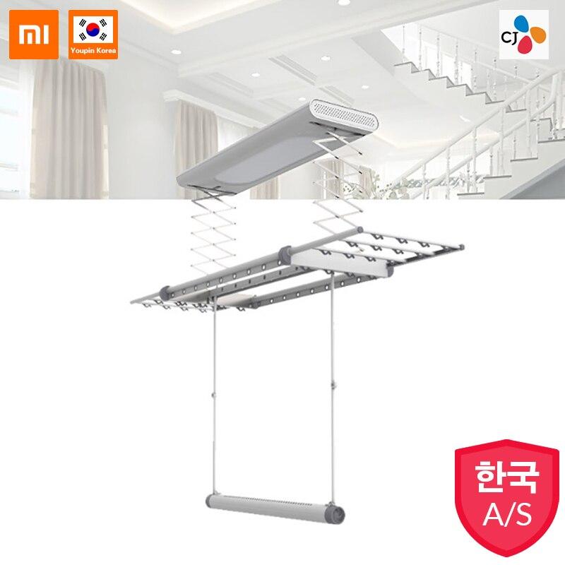 Xiaomi M1 pro cabide liga de alumínio Cabides Roupas de Frio LED secagem Inteligente sem fio controle APP