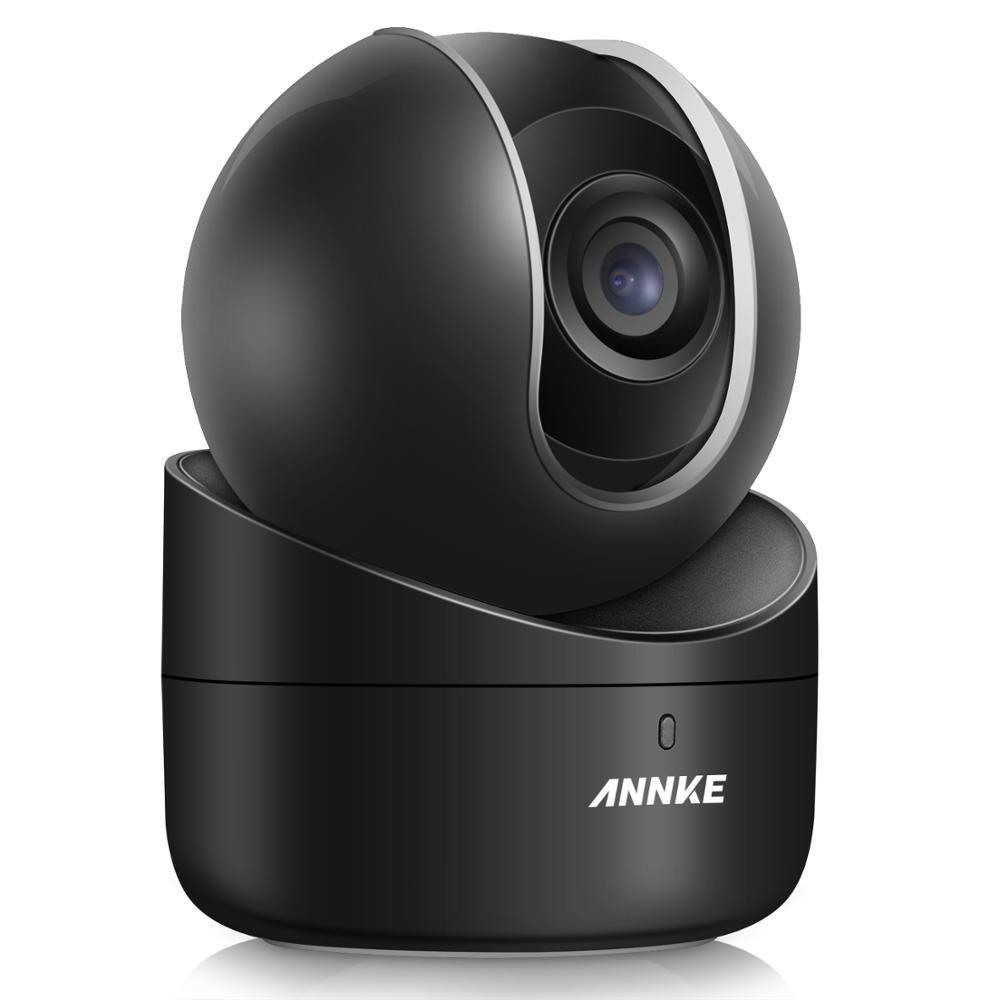 ANNKE 720P Smart Wireless PT IP Camera Effortless Indoor Home Surveillance Wifi CCTV Camera Built-in Microphone And Speaker