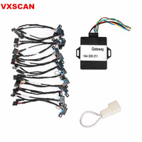 High Quality Test Cable For Mercedes Test Cable For Benz Gateway 164 209 211 Works With