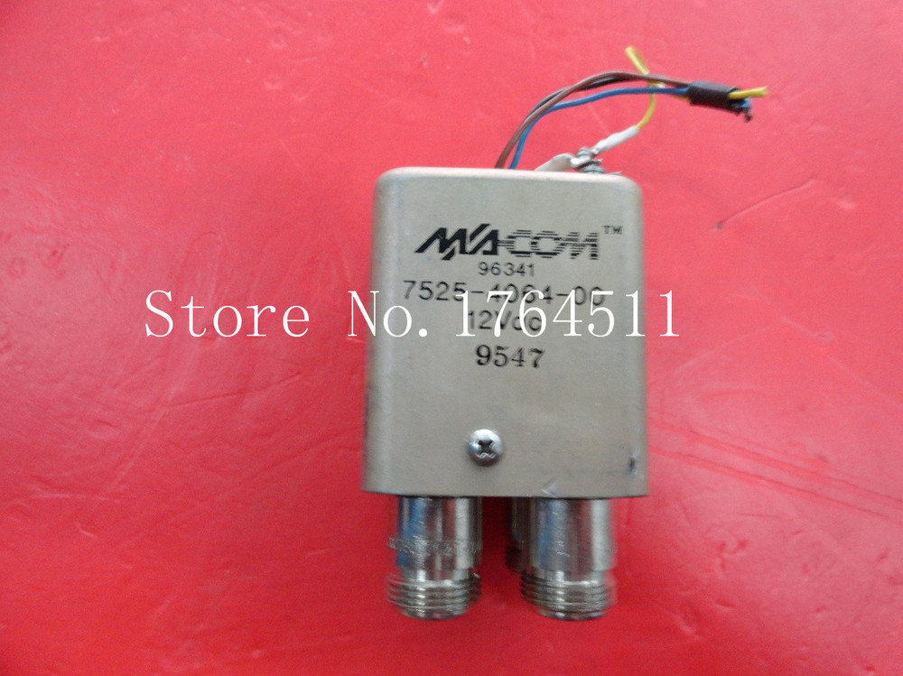 [BELLA] Supply M/A-COM 7525-4064-00 DPDT RF - 12V