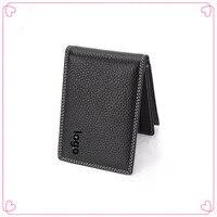 Genuine Leather Car Licence Bag Credit Card Holder Driver Licence Wallet For Mercedes Benz GLA CLA