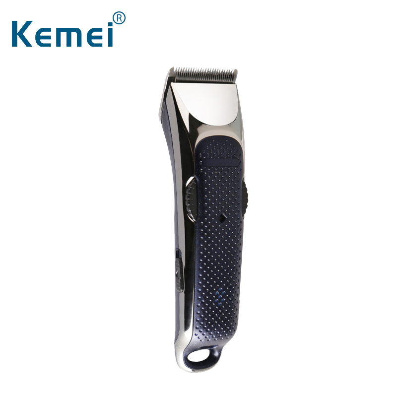 Kemei5020  New Arrival Professional Rechargeable Hair Clipper Haircut Machine Trim Beard Mustache Hairdressing Tool For Men rechargeable hair clipper with accessories set 220 240v ac