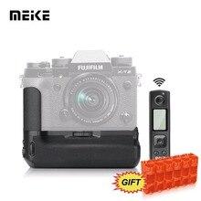 MEKE Meike MK-XT2 Pro многофункциональная Батарейная ручка с беспроводным пультом дистанционного управления для Fujifilm X-T2+ подарок