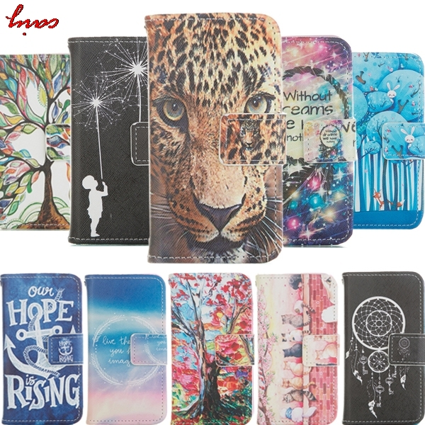 For Samsung Galaxy S4 Cases S 4 i9500 Cover Leather Wallet Silicone Phone Cases lion Flip Cases For samsung s4 i9502 GT-i9506