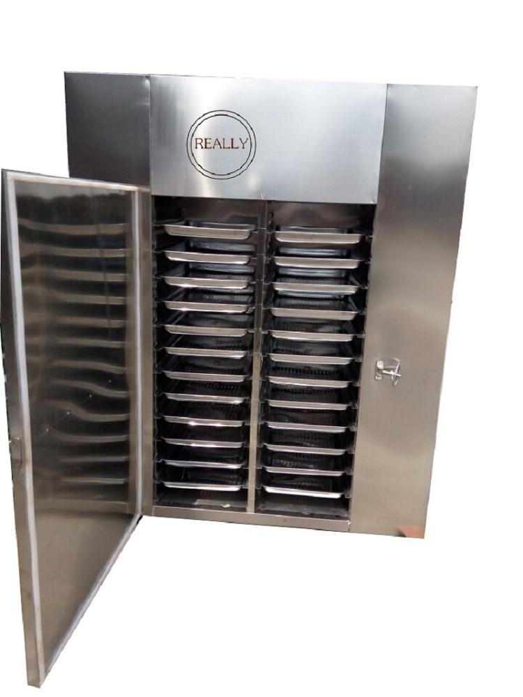 Ev Aletleri'ten Mutfak Robotları'de KN MY24 endüstriyel meyve kurutma makinesi 24 Katmanlı meyve yıkama ve kurutma makinesi meyve vakum donmalı kurutucu title=