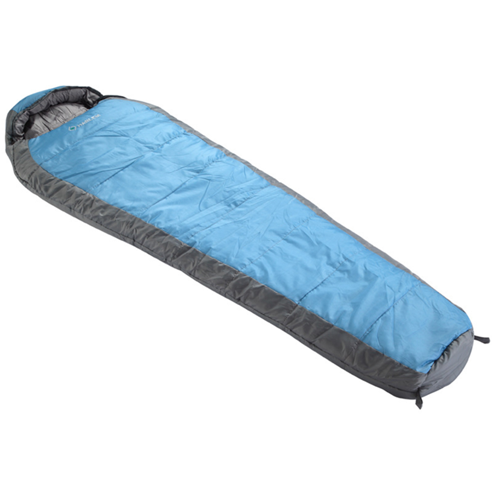 Ultralight Mummy Sleeping Bag Adult Winter Thickening Mummy Sleeping Bag Outdoor Camping Warm Lazy bag With Compression Sack winter thicken warm sleeping bag adult envelope outdoor ultralight camping travel bolsa termica waterproof breathable lazy bag