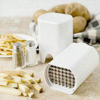 Perfect Fries One Step French Fry Potato Cutter Chips Slicers Kitchen Accessories Gadget Cozinha Cooking Tools