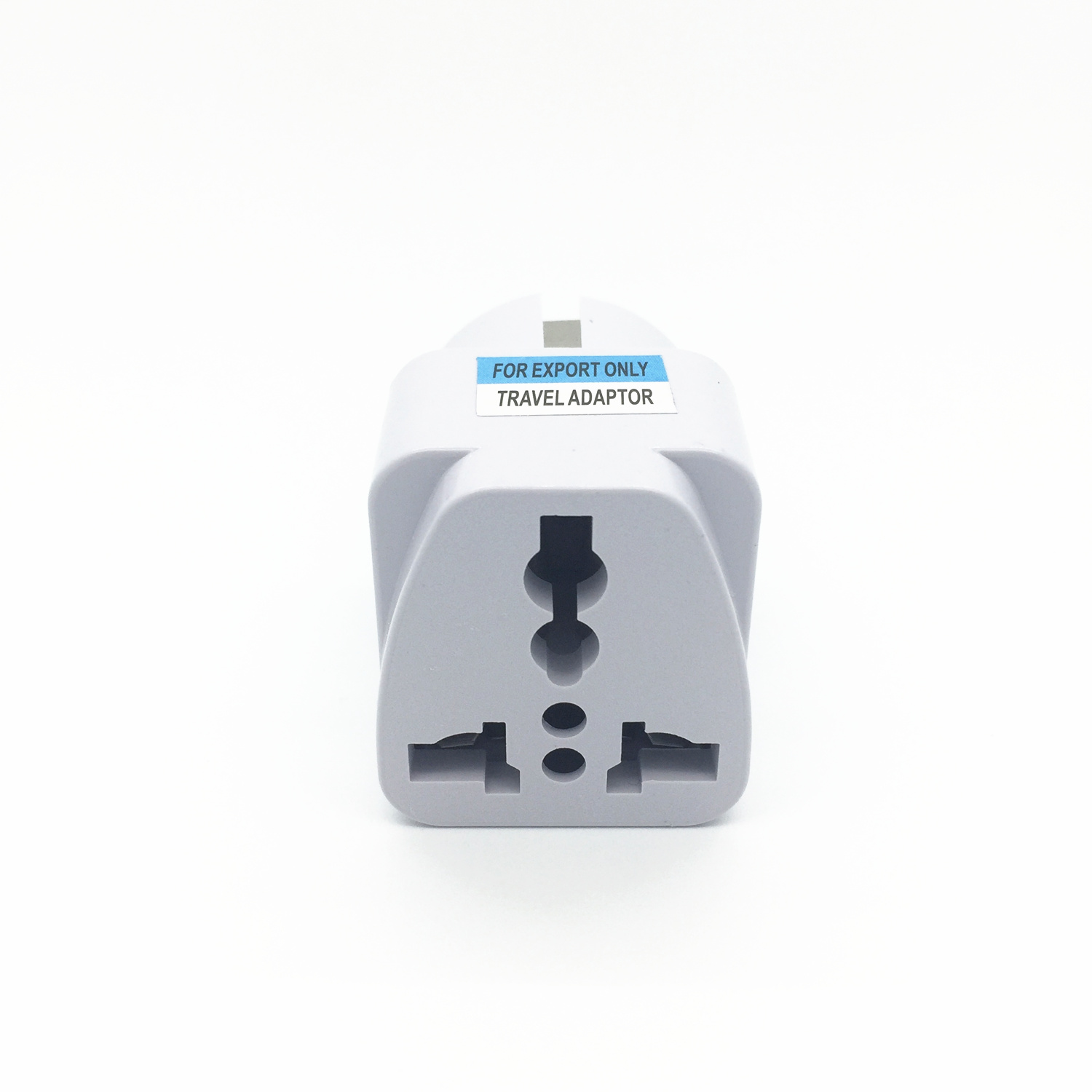 US $1 29 32% OFF|Free Shipping Power Plug Travel Adapter Converts  Australian To Europe Bali India Germany More-in Phone Adapters & Converters  from