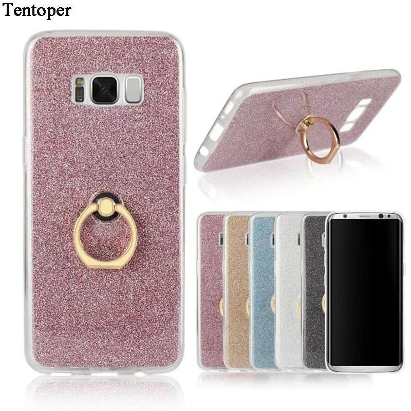 Untuk Samsung Galaxy S8 Kasus Penutup Transparan Lembut TPU Kasus - Aksesori dan suku cadang ponsel - Foto 1