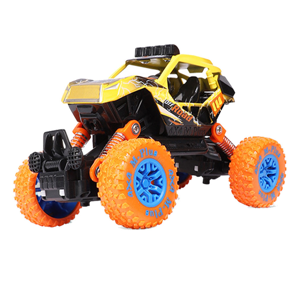 Car Model Electric Remote Control Off Road Rally Car Rc High Speed Racing Truck 1:16 Magic Track Back To The Future D301222 Latest Technology Toys & Hobbies