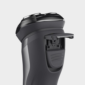 Image 5 - SOOCAS SO WHITE PINJING maquinilla de afeitar eléctrica para hombres lavable USB recargable 3D cabeza de corte flotante Control inteligente barba de afeitar