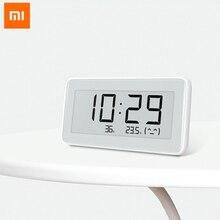 Xiaomi Mijia Wireless Smart Electric Digital Clock igrometro per interni ed esterni termometro LCD strumenti di misurazione della temperatura BT4.0