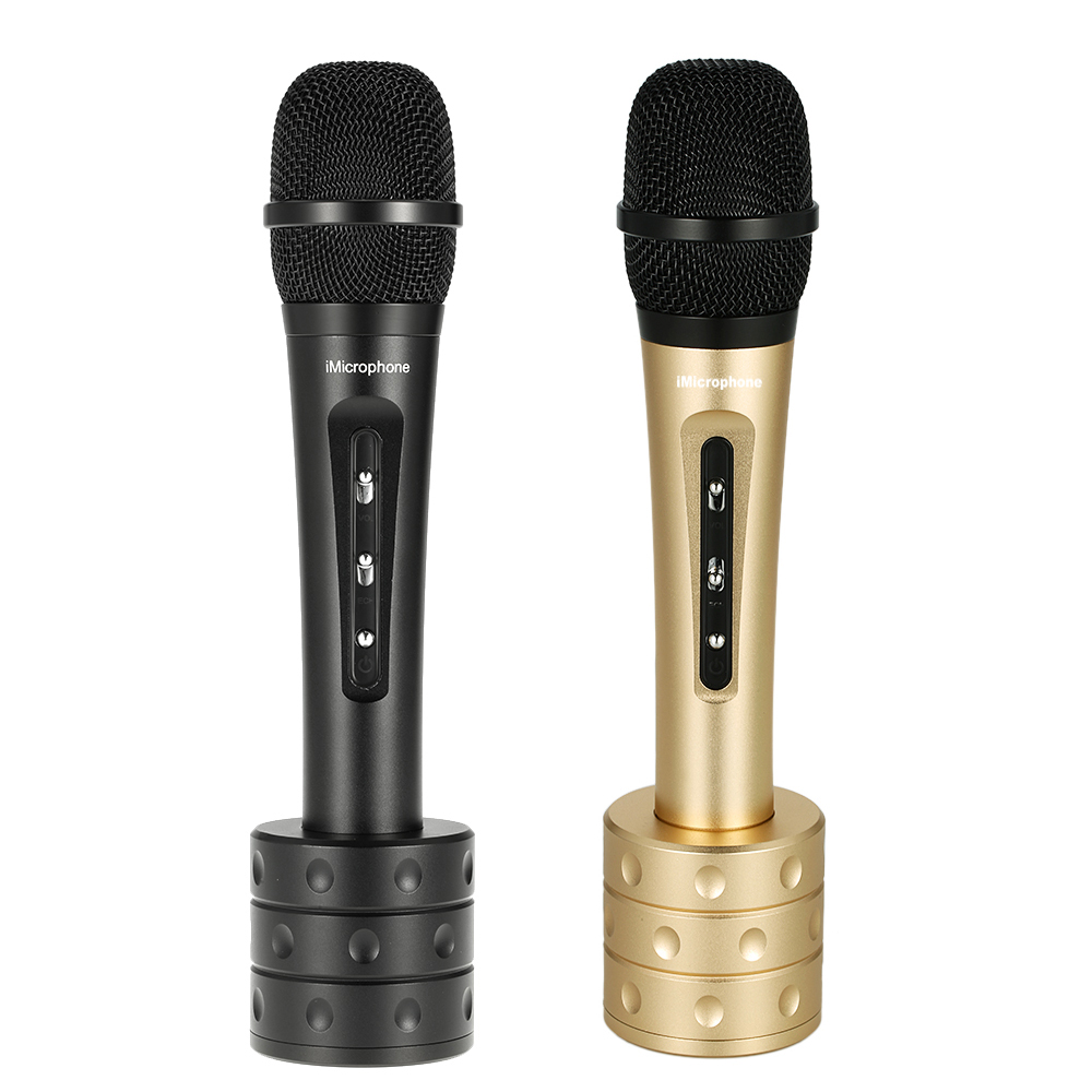 Popular Bluetooth Microphone Karaoke-Buy Cheap Bluetooth Microphone Karaoke Lots From China